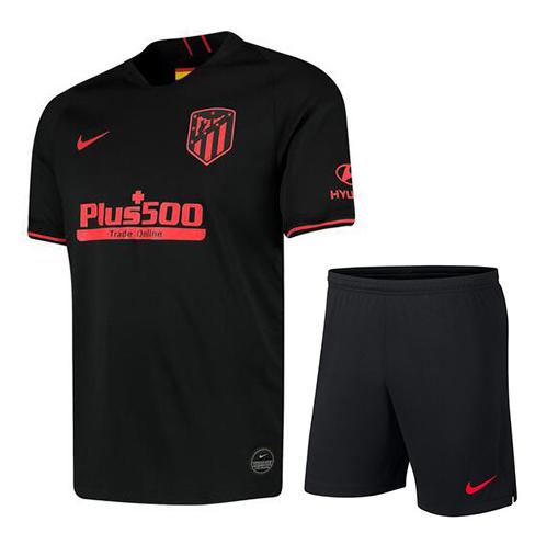 Атлетико Мадрид гостевая форма сезон 2019-2020